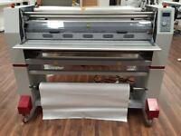 Laminator machine printing graphics car business printer Roland hp epson
