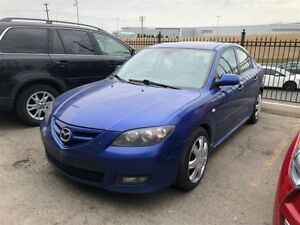 2007 Mazda MAZDA3 GT!MANUAL!LOADED!FULLY CERTIFIED@NO EXTRA CHAR