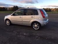 Ford Fiesta Ghia 13,000 mileage Long M.O.T Automatic car petrol