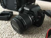 Canon EOS 450d with 18-55mm *EXCELLENT CONDITION*