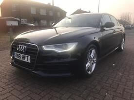 audi a6 3.0 tdi s line 2011 new shape black