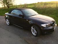 2010 BMW 118I M SPORT BLACK 47500 MILES