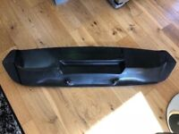 Brand New Wing Spoiler Volvo C30 Roof Wing Spoiler #Volvo #C30 #RoofWing #Spoiler