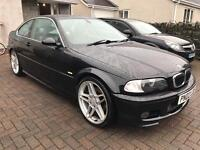 BMW 330 ci only 75,000 MILES