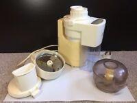 Food processor blender grinder