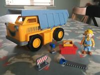 Bob The Builder Truck Playset