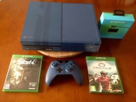 X Box One Limited Edition Forza Motorsport 1TB