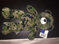 """ARMED FORCES """"BUILD A BEAR"""""""