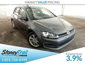2015 Volkswagen Golf Golf Highline - 1.8T! LEATHER! NAVIGATION!