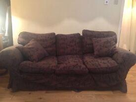 3 Seater sofa - FREE
