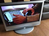 "Sony 26"" LCD TV HDMI REMOTE"