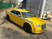 Chrysler 300c taxi prom wedding custom yank modified