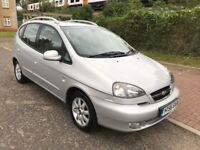 2006 Chevrolet Tacuma 2.0 CDX 5dr Automatic @07445775115@
