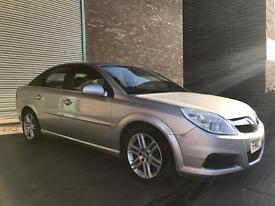 2007 VAUXHALL VECTRA EXCLUSIVE DIESEL WITH MARCH 2017 MOT
