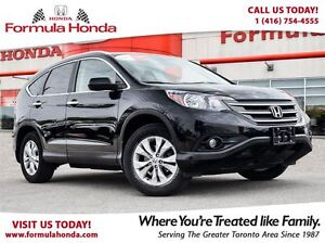 2013 Honda CR-V TOURING | TOP OF THE LINE - FORMULA HONDA