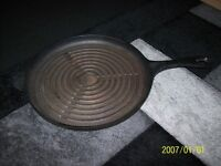 Cast Iron Cookware/ Frying Pan /Griddle