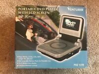 SOLD Venturer Portable DVD Player with LCD screen