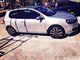 Well looked after Golf , flawless condition , 18inch alloys