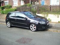 2005 VOLKSWAGEN GOLF GTI TURBO BLACK REMAPED QUICK CAR FULL HISTORY LOOK PX SWAP