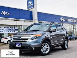 2014 Ford Explorer *XLT|4WD|Leather|Sunroof|Navi