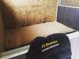Fluffy Equine Wood Pellet Horse Bedding | UK Wide Delivery from Laurencekirk, Aberdeenshire