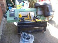 WARCO HORIZONTAL METAL CUTTING BANDSAW 240 VOLTS WELLINGBOROUGH LOCATION