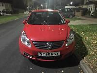 Vauxhall Corsa D