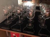 Wine glasses 175ml x 60