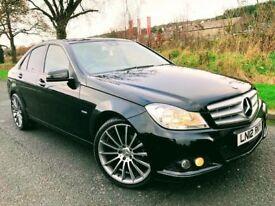 ✅2012 Mercedes C200 Cdi Blueefficiency 👉👉FINANCE FROM £55 A WEEK👈👈