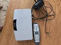 Segam TV Digital box , freeview ITD 68