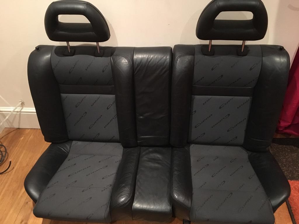 Seat Cupra Seats Leather Caddy Van Conversion