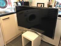 "SAMSUNG Smart 4k Ultra HDR 49"" Curved TV UE49KU6670"