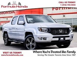 2013 Honda Ridgeline SPORT | ALL WHEEL DRIVE | BLUETOOTH