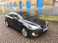 2006 56 LEXUS IS220D SE-L *XENONS* *LEATHERS* *BLINDS* 2.2 DIESEL 12 MONTHS MOT