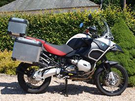2007 BMW R1200 GS Adventure