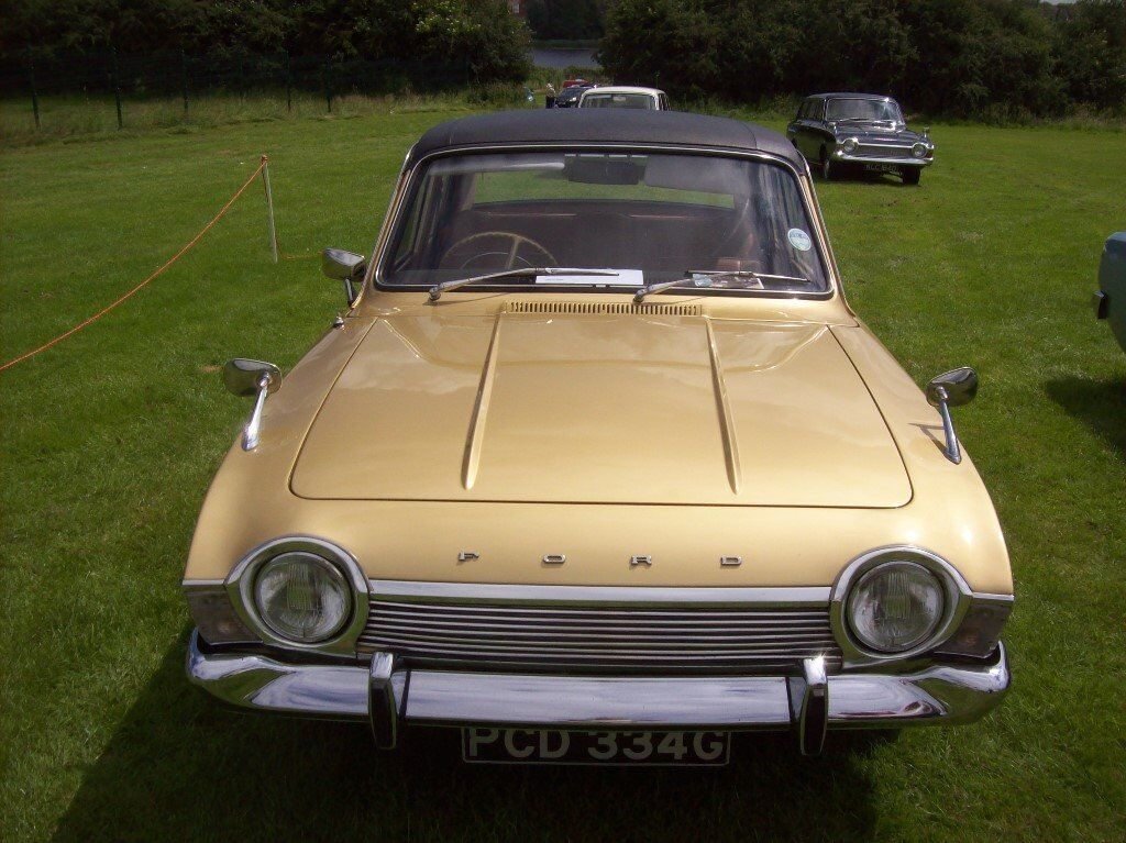 Ford Corsair 2000E in excellent condition  Move forces regretable sale  Won  best in class at Rally   in Newmarket, Suffolk   Gumtree