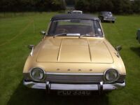 Ford Corsair 2000E in concours condition. Move forces regretable sale. Won best in class at Rally