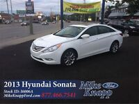 2013 Hyundai Sonata *One Owner *SE *Leather *MoonRoof *Just like