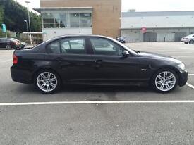 BMW 3 Series Saloon 2.0 318d M Sport 4dr