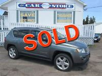 2011 Jeep Compass LIMITED AWD!! SUNROOF!! HTD LTHR!! CRUISE!! BL
