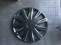 "4 x 16"" Black Wheel Trims"