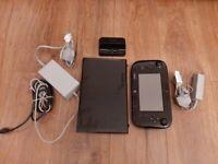 Wii U Console 32GB,6 Games,Zelda,Mario,Kirby,Nintendo Land