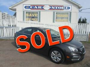 2015 Chevrolet Cruze 1LT BACK UP CAMERA AIR CRUISE PW PL PM