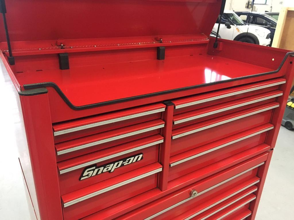 Snap on tool box (swap for Moped 50cc)