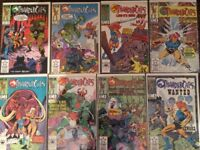 39 ThunderCats Comics