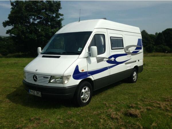 used mercedes sprinter camper van for sale autos weblog. Black Bedroom Furniture Sets. Home Design Ideas