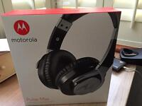 Motorola headphone- brand new in a box !