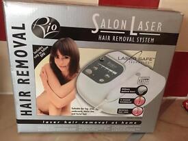 Brand new rio salon laser