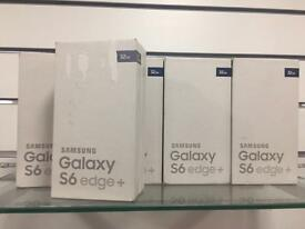 Samsung galaxy s6 edge plus + BRAND NEW BOXED UNLOCKED