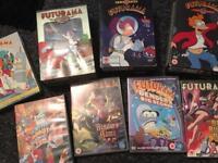 FUTURAMA DVD COLLECTION